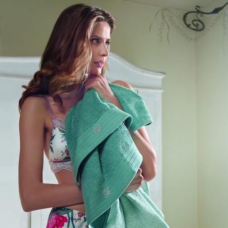 CROCIERA set asciugamani...