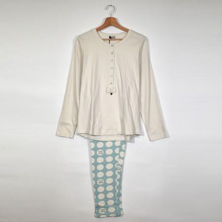 CROISSANT pigiama donna...