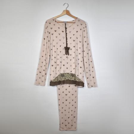 FALINE pigiama donna PEPITA...