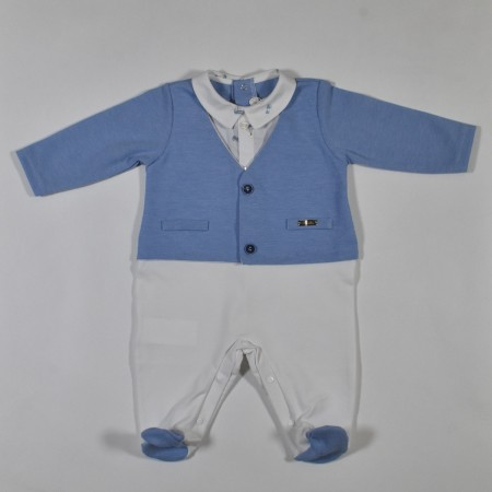 Tutina neonato BARCELLINO 8660