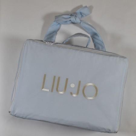 HEARTS borsa porta tutto neonati LIU.JO BB105B