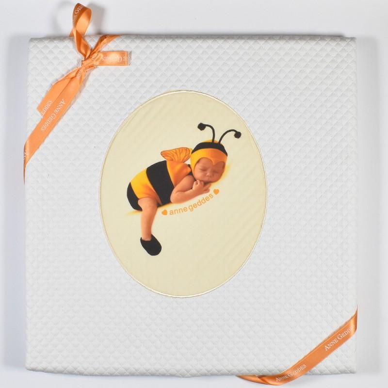 Copriletto Singolo Anne Geddes.Baby Bee Copriletto Lettino Culla Anne Geddes