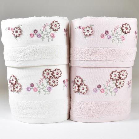 LETIZIA set asciugamani 2+2...