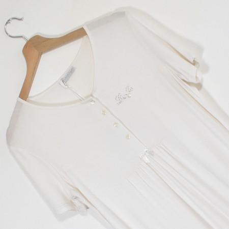 DONNA DL0070 camicia da notte LIU.JO