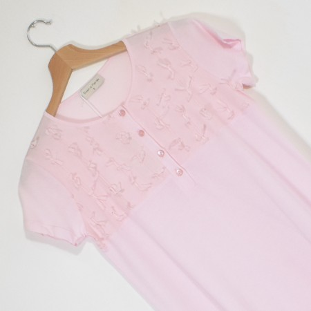 Camicia da notte 1509 ROSA...