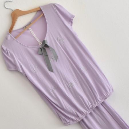 RICAMATO 8 pigiama donna...