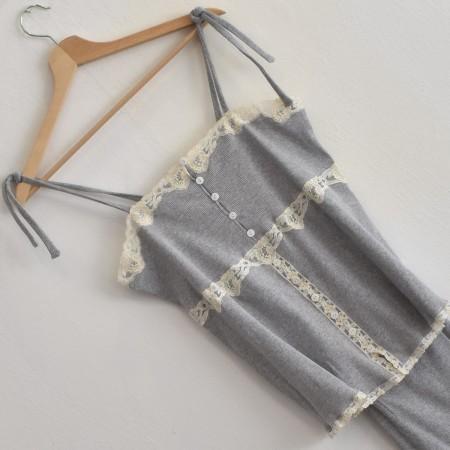 NOEMI pigiama donna spalla...