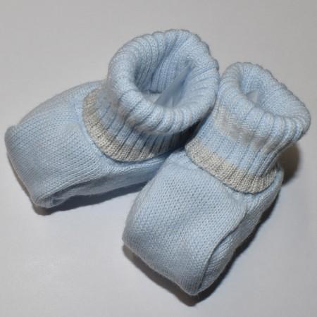 Scarpine neonato STELLA al16s