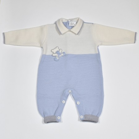 Tutina neonato 6041F SIMONA