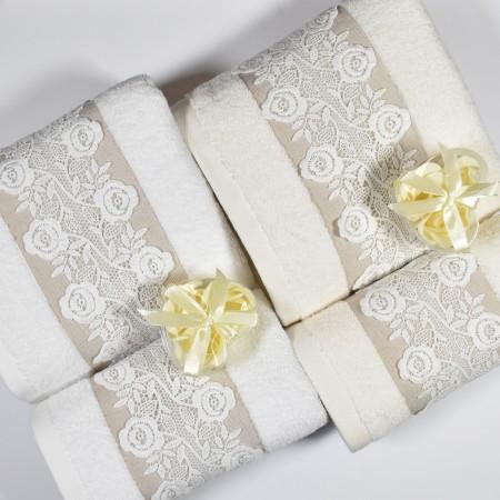 MARINA Set 1 asciugamano e...