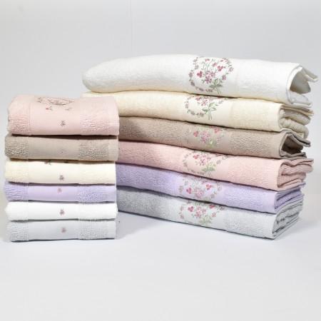 LOVE set asciugamani 6+6...
