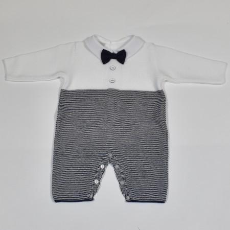 Tutina neonato 9611 STELLA