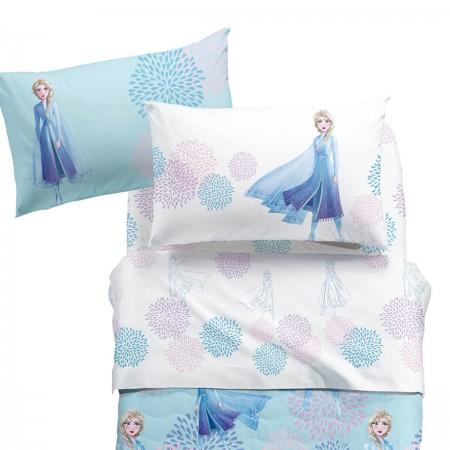 Elsa Blu completo lenzuola...