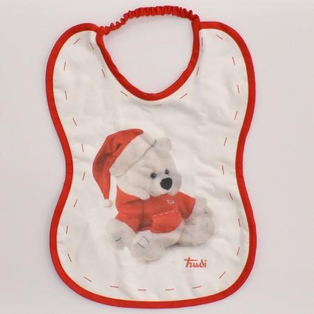 Bavaglino neonato Snow Trudi