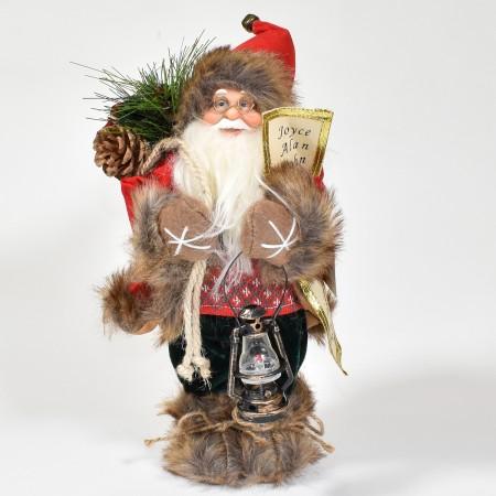 Pupazzo natalizio Babbo...