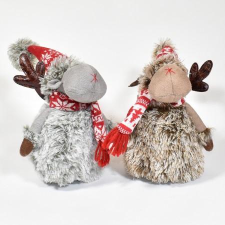 Pupazzo natalizio Renna...
