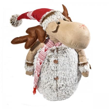 Pupazzo natalizio Renna New...