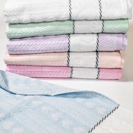 Set asciugamani 6 pezzi...