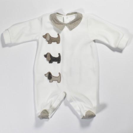 Tutina neonato BARCELLINO 4152