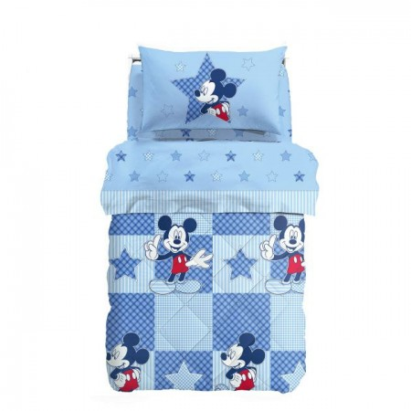 MICKEY PATCHWORK trapunta...