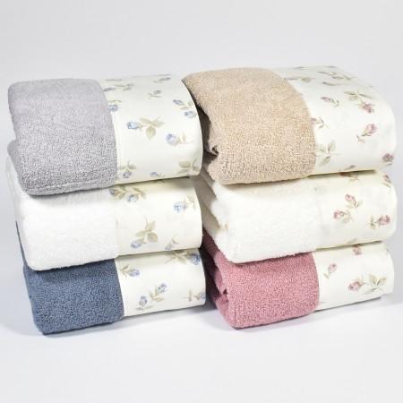 Set asciugamani 6+6 Samoa...