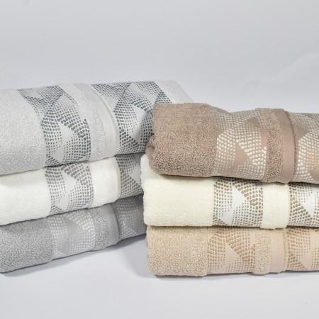 Set asciugamani 3+3 Adriana...