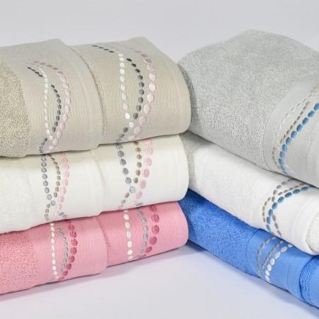 Set asciugamani 3+3 Aura...
