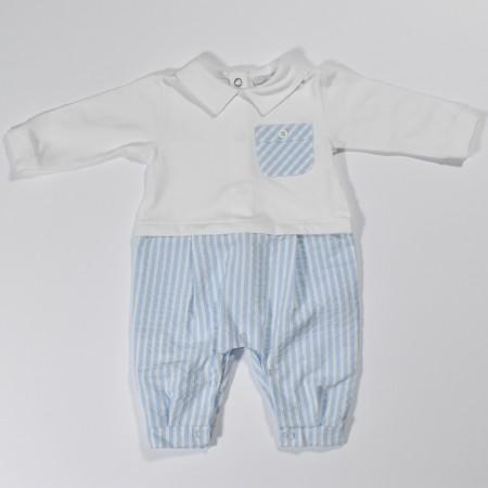 Tutina neonato TU4460 Le...