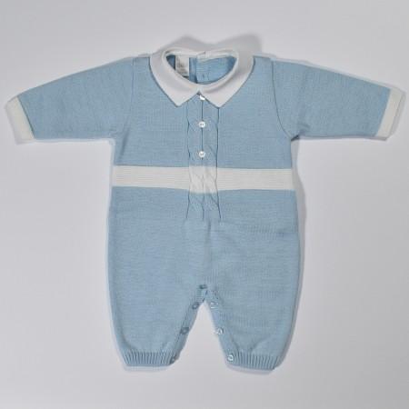 Tutina neonato 6410 Stella