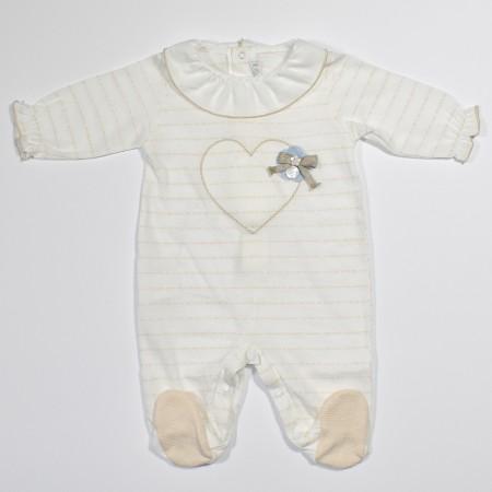 Tutina neonato 9417 Barcellino