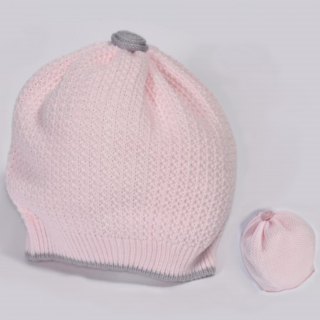 Cappellino neonata IC4371...