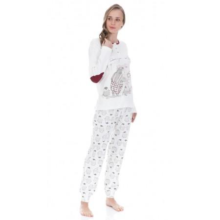 PINGUINI pigiama donna...