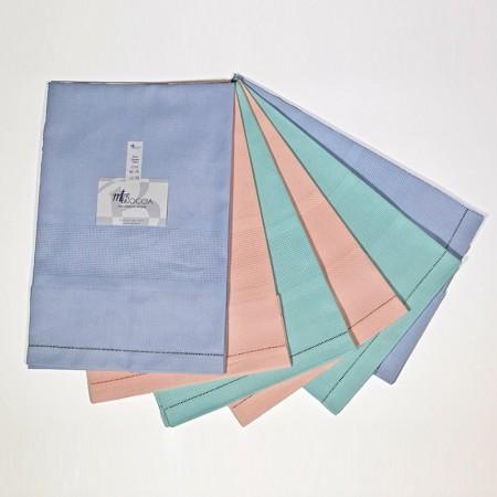 GLICINE asciugamani cotone...