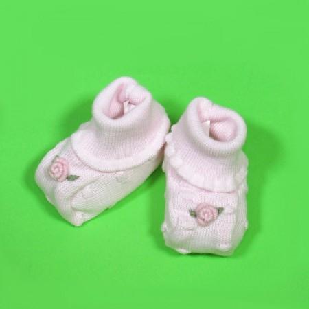 Scarpine neonato LUSIE' ac65s