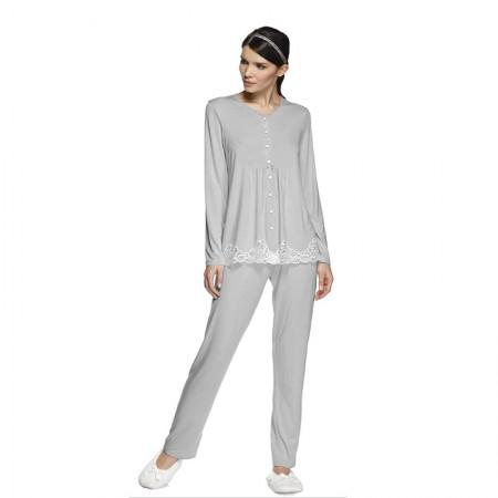 d950e38f976d DOLCE pigiama donna aperto.