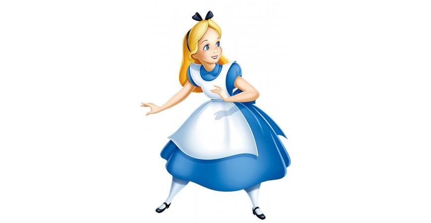 Biancheria da letto Alice in Wonderland online